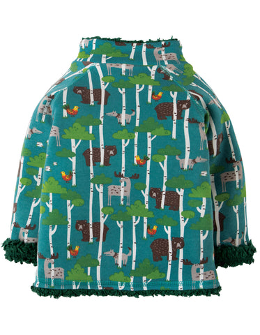 Image of Frugi Little Snuggle Fleece - Hide & Seek - Organic Cotton