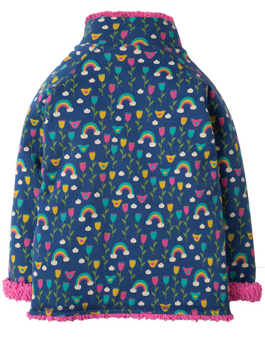 Image of Frugi Snuggle Fleece - Perfect Day - Organic Cotton