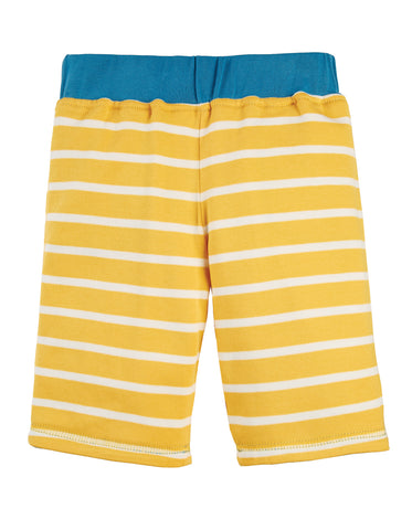 Image of Frugi The National Trust Reversible Shorts Puffin