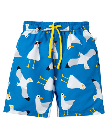 Frugi Board Shorts - Guys and Gulls - Tilly & Jasper