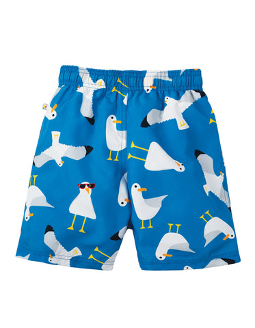 Image of Frugi Board Shorts - Guys and Gulls - Tilly & Jasper