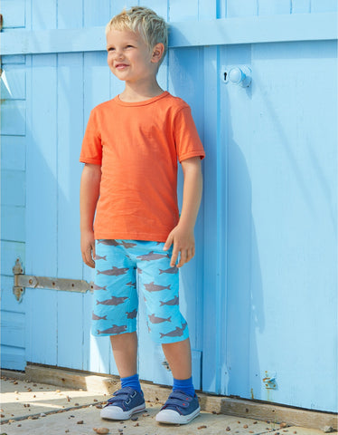 Image of Toby Tiger Shorts - Shark