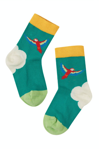 Frugi Little Socks 3 Pack - Bee Multipack