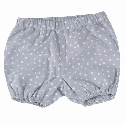 Pigeon Organics Bloomers - Spots on Blue
