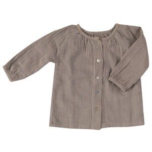 Pigeon Organics Tunic Top - Grey