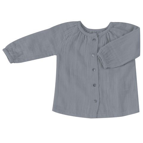 Pigeon Organics Tunic Top - Pale Blue