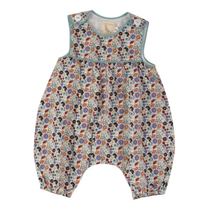 Pigeon Organics Baby Playsuit - Ditsy