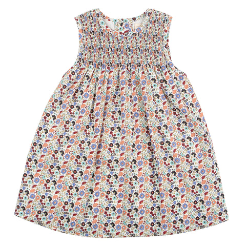 Pigeon Organics Sleeveless Smock Dress - Ditsy