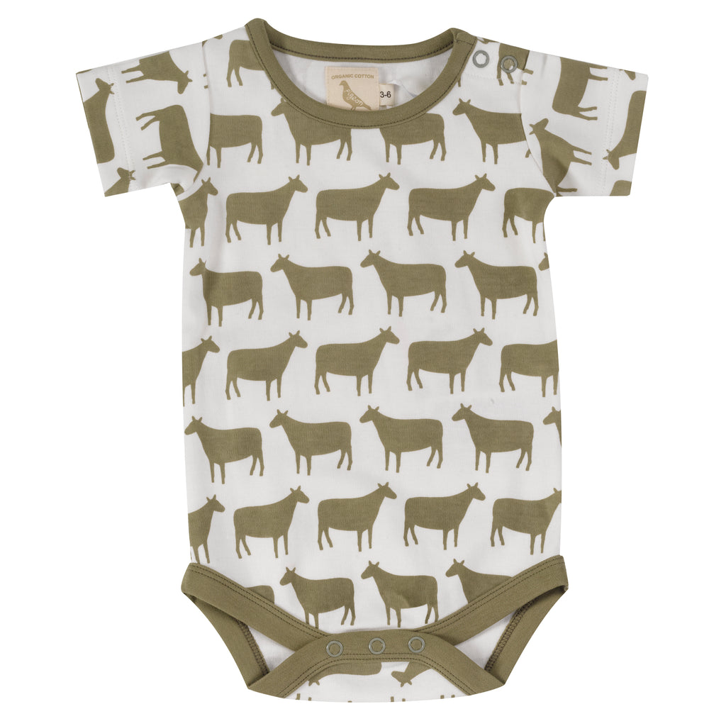 Pigeon Organics Summer Body - Olive Sheep