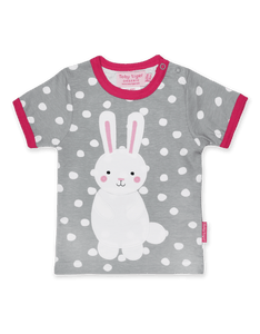 Toby Tiger  Bunny Applique T-Shirt