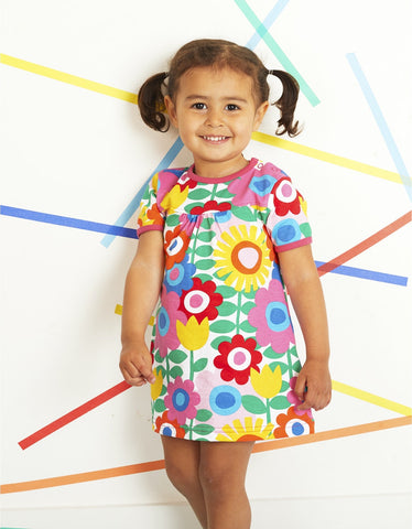 Toby Tiger  Flower Power Summer Dress