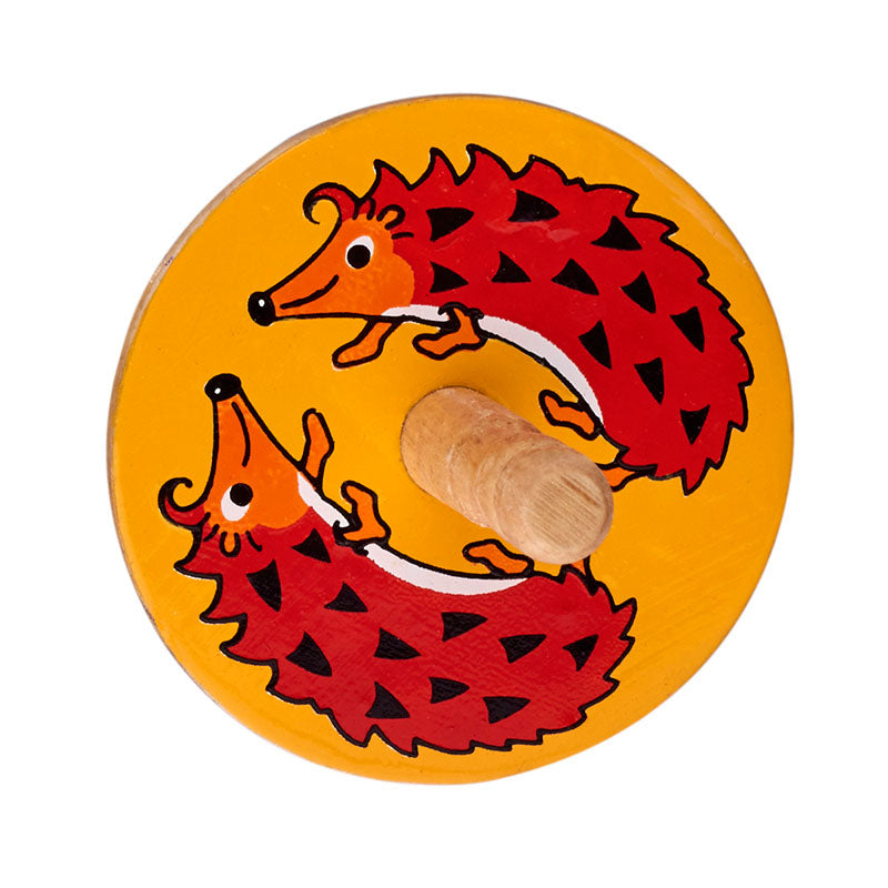 Lanka Kade Hedgehog Spinning Top