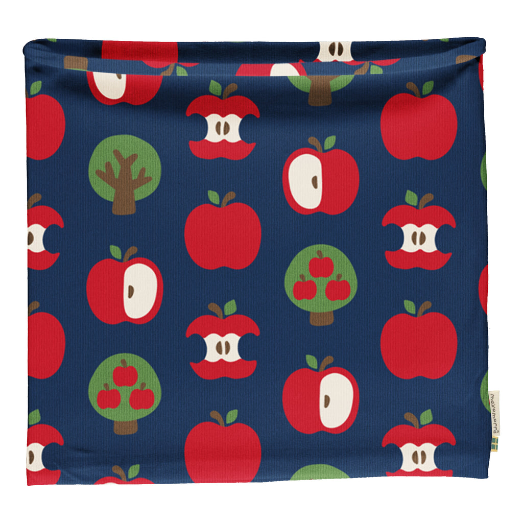 Maxomorra Scarf Tube - Apple
