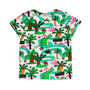 Raspberry Republic T-shirt - Amazing Amazonia