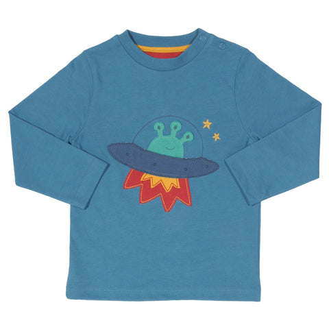 Image of Kite Alien T-shirt - Organic Cotton