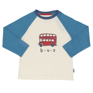 Kite B-U-S T-shirt - Tilly & Jasper
