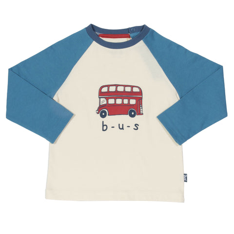 Image of Kite B-U-S T-shirt - Tilly & Jasper