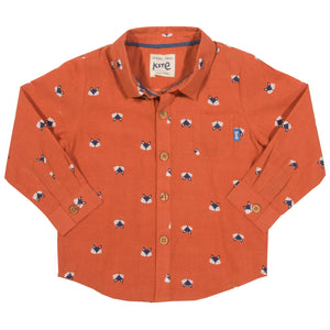 Kite Foxy Shirt - Organic Cotton