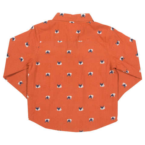 Kite Foxy Shirt - Tilly & Jasper