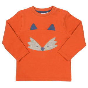 Kite Foxy Sweatshirt - Organic Cotton