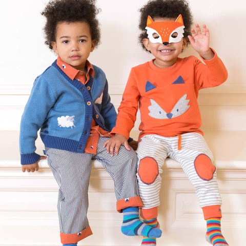 Image of Kite Foxy Sweatshirt - Tilly & Jasper