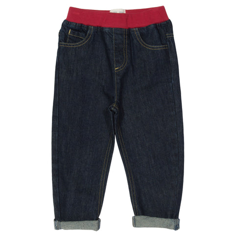 Image of Kite Denim Pull ups - Organic Cotton