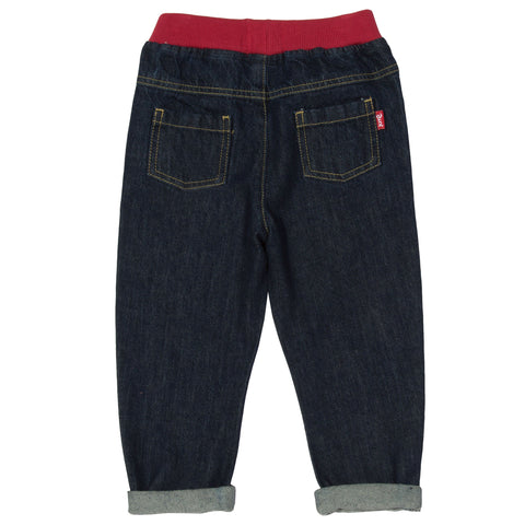 Kite Denim Pull ups - Organic Cotton