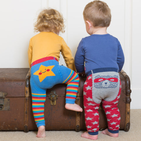 Kite Super Teddy Leggings - Organic Cotton