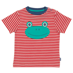 Kite Froggy T-Shirt - Tilly & Jasper