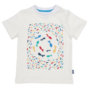 Kite Fishy Fishy T-Shirt - Tilly & Jasper