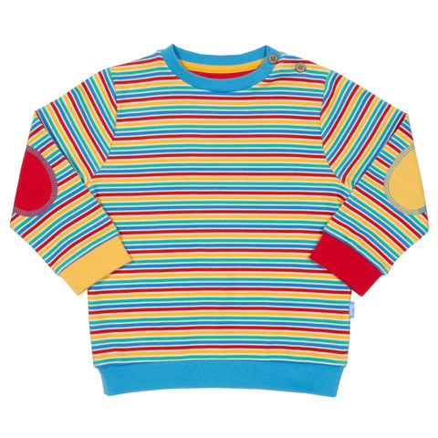 Image of Kite Rainbow Sweatshirt