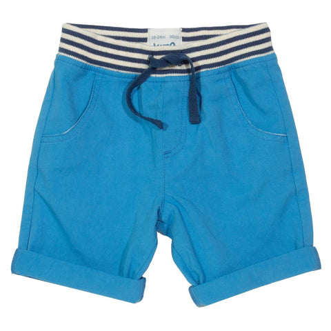 Kite Mini Yacht Shorts - Azure