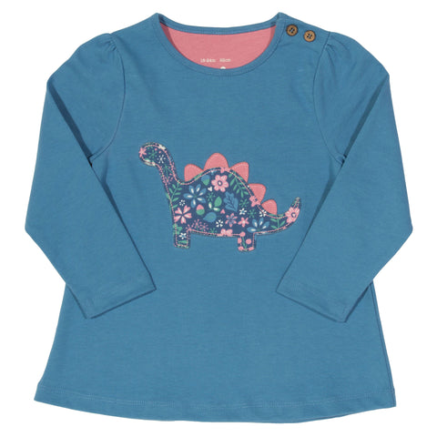 Image of Kite Dino tunic - Organic Cotton