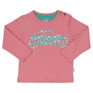 Kite Flower power t-shirt - Organic Cotton