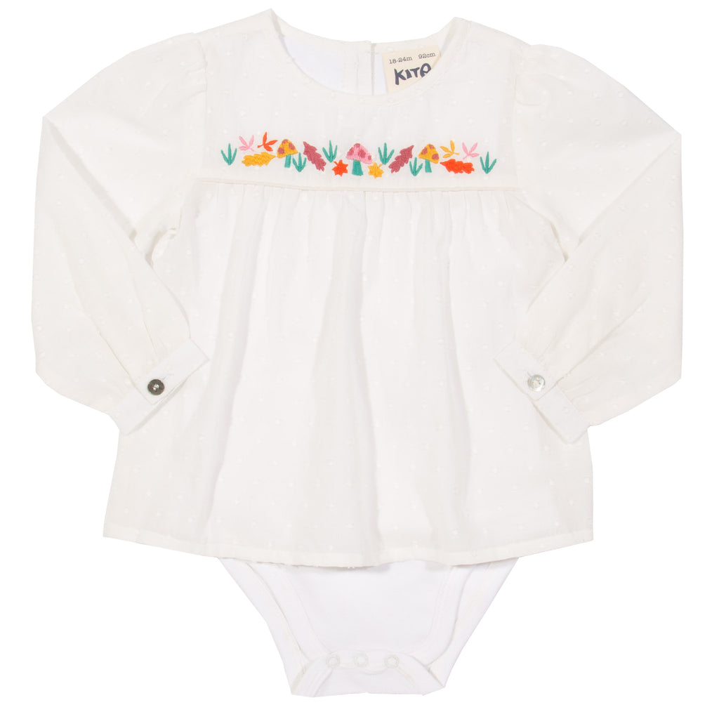 Kite Toadstool Body Blouse