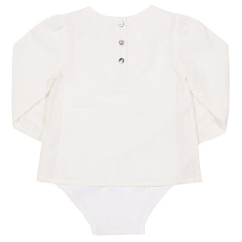 Kite Toadstool body blouse - Organic Cotton