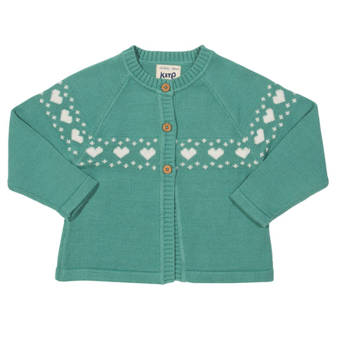 Image of Kite Love Heart Cardi