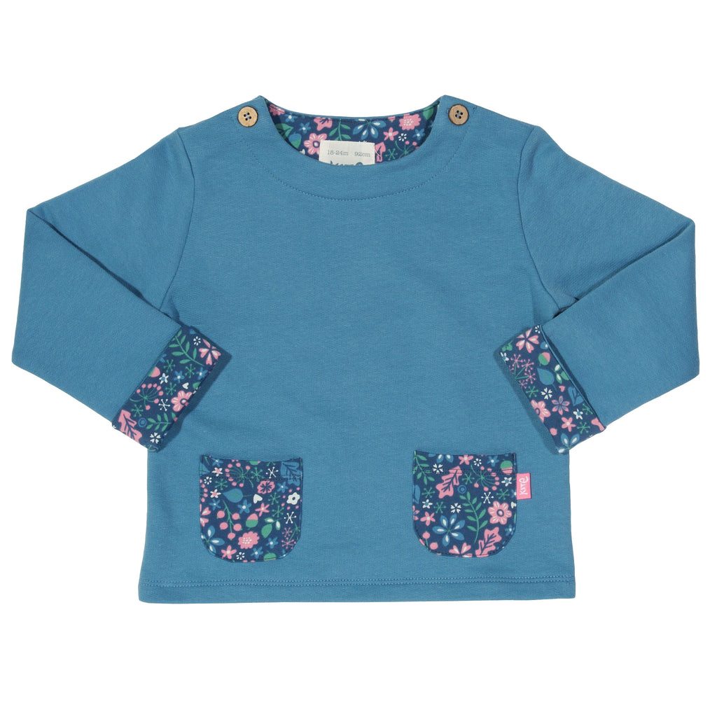 Kite Acorn sweatshirt - Tilly & Jasper