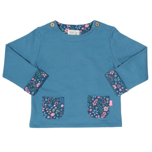 Kite Acorn sweatshirt - Organic Cotton