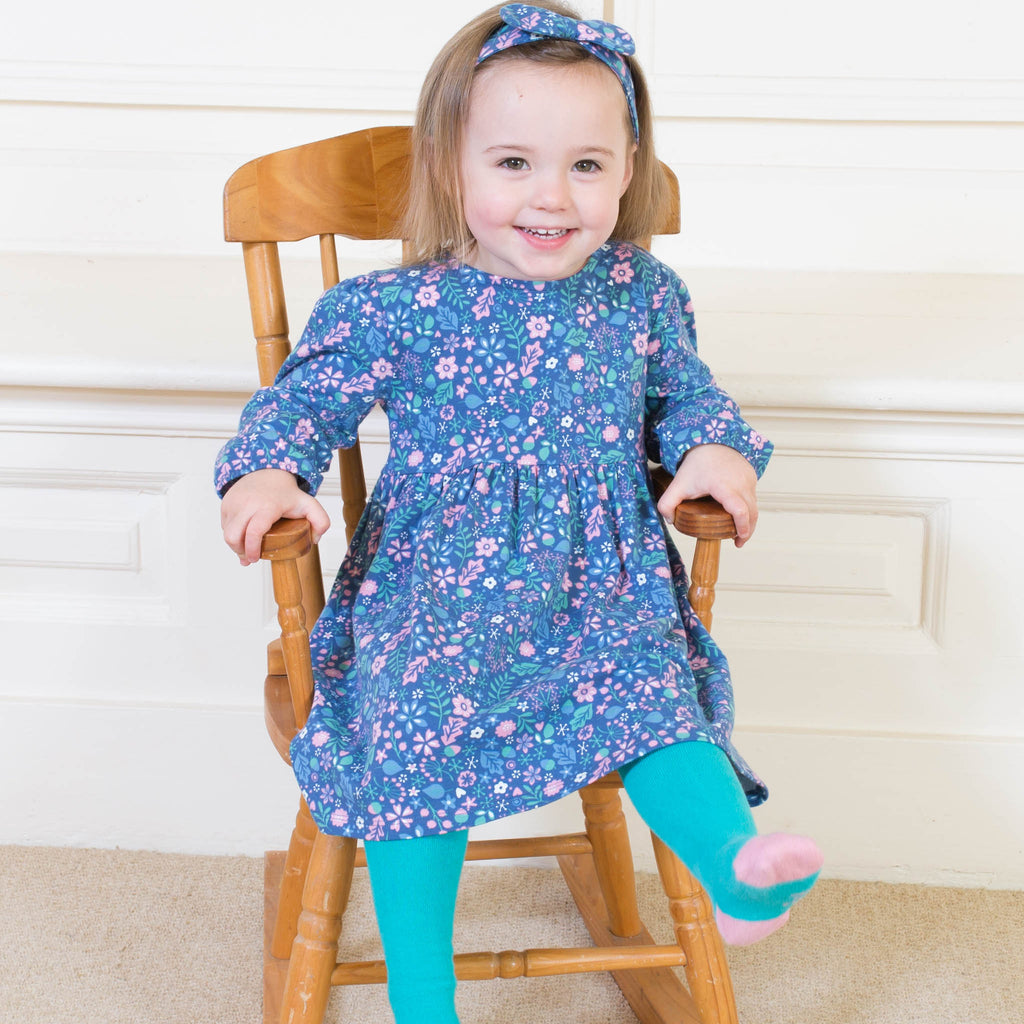 Kite Acorn ditsy dress - Tilly & Jasper
