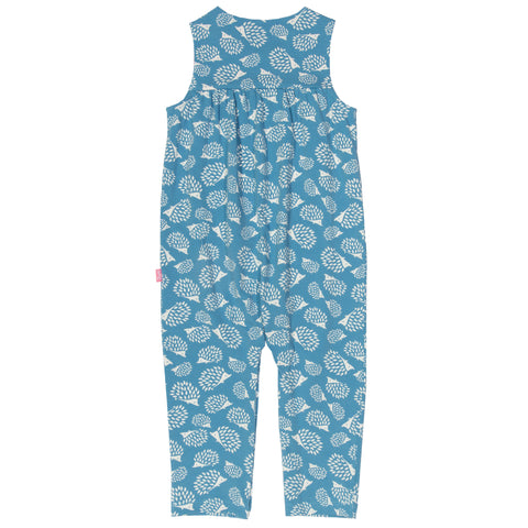 Image of Kite Hedgehog dungarees- Organic Cotton