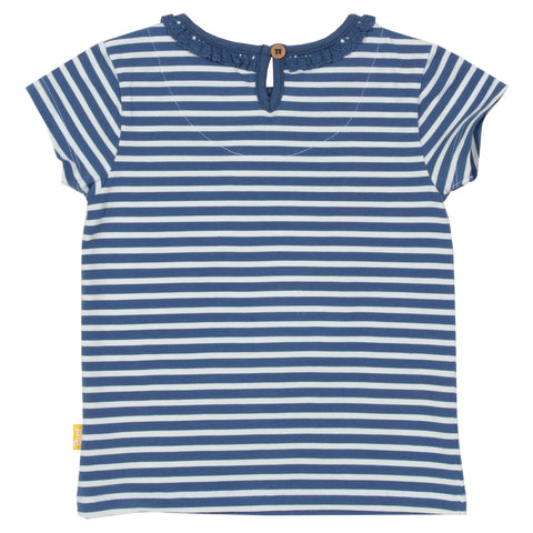 Image of Kite Mini Stripy T-shirt - Tilly & Jasper