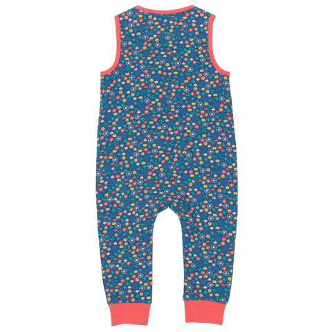 Image of Kite Dandy Ditsy Dungarees - Tilly & Jasper