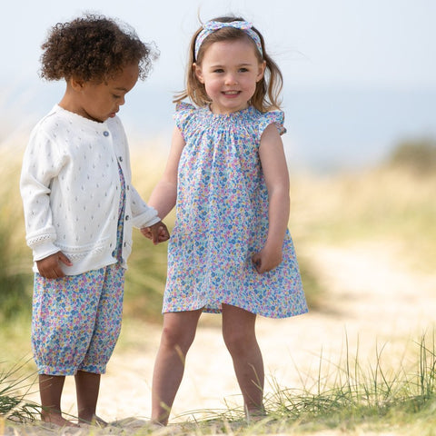 Kite Picnic Dress with Pants