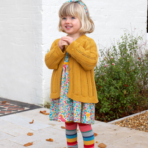 Image of Kite Chevron Cardi