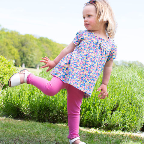 Kite Bee Ditsy Tunic