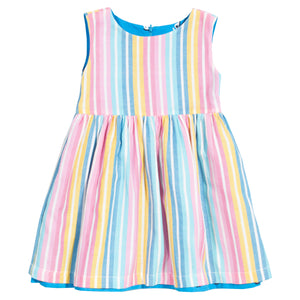 Kite Seahorse Stripe Dress (reversible)