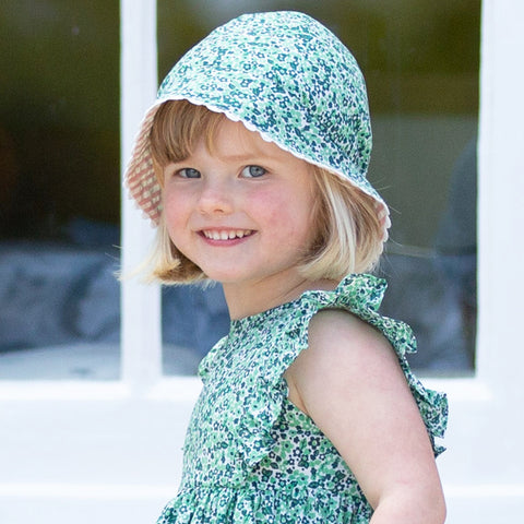 Kite Blossom Reversible Sun Hat