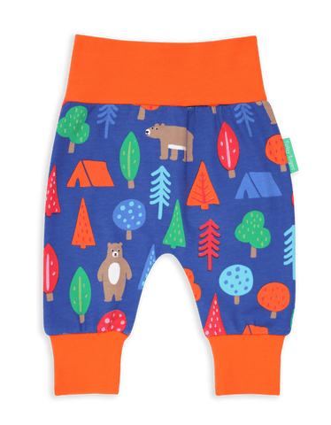 Toby Tiger Camping Bear Yoga Pants