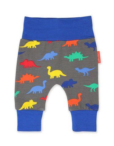 Image of Toby Tiger Dinosaur Yoga Pants